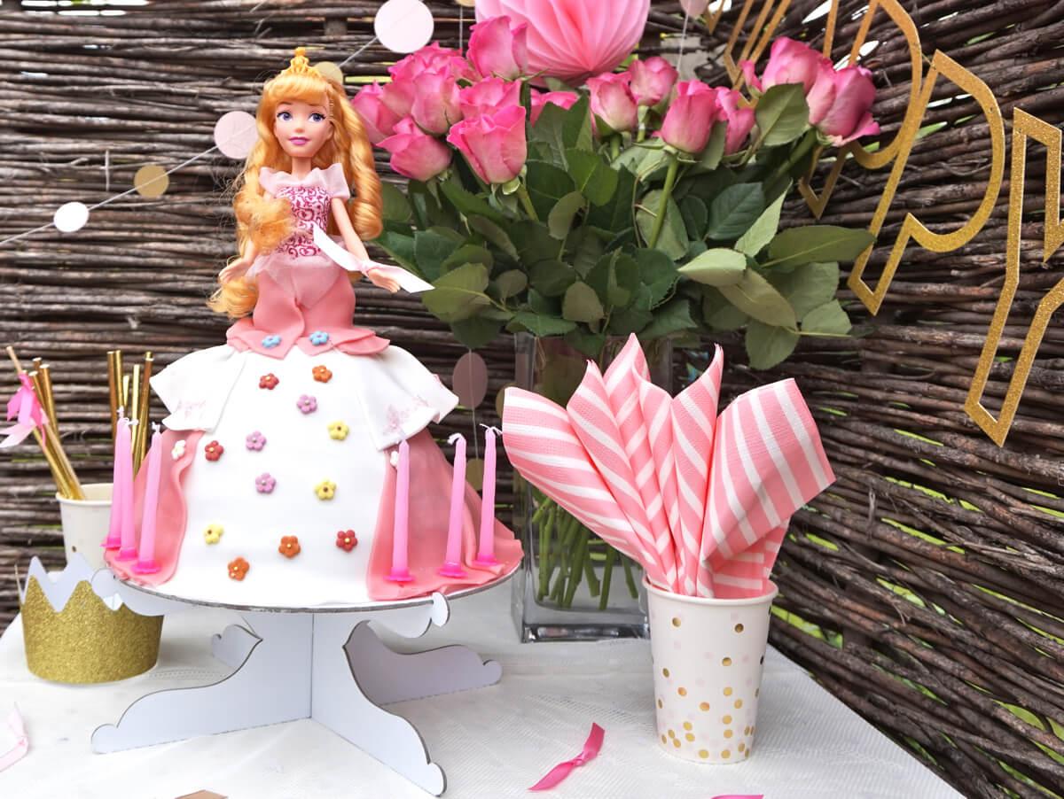barbie torte die kleine botin 17