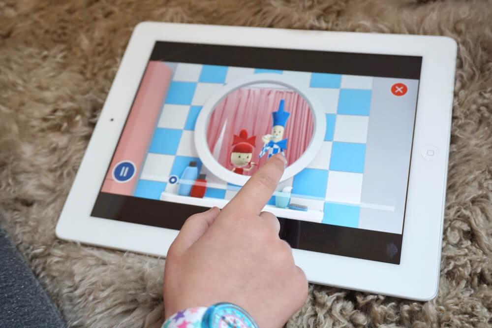 flikflak app uhr lernen die kleine botin 10