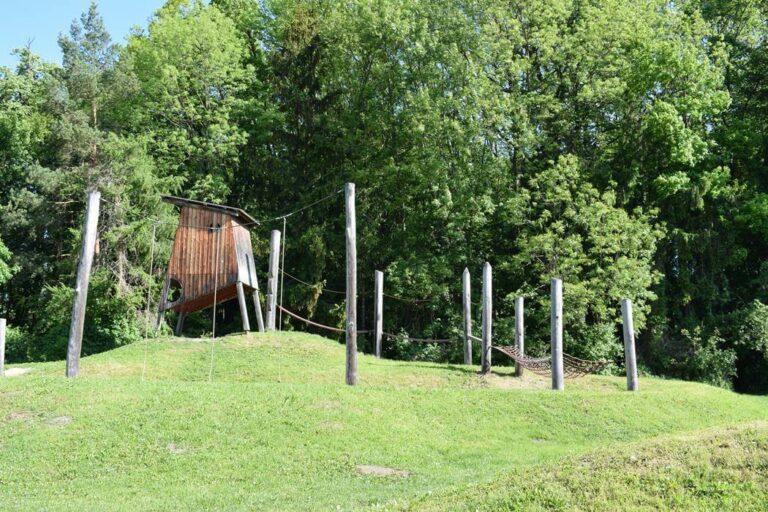 Spielplatz im Wienerwald