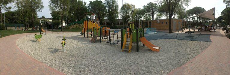 Spielplatz Grado