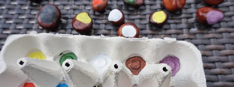 Die 13 Schonsten Bastelideen Fur Kinder Herbstbasteln Die