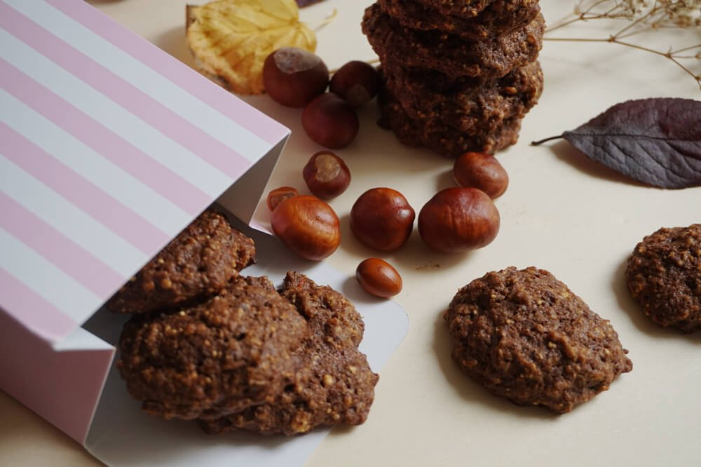 kuerbis getreide cookies die kleine botin 2