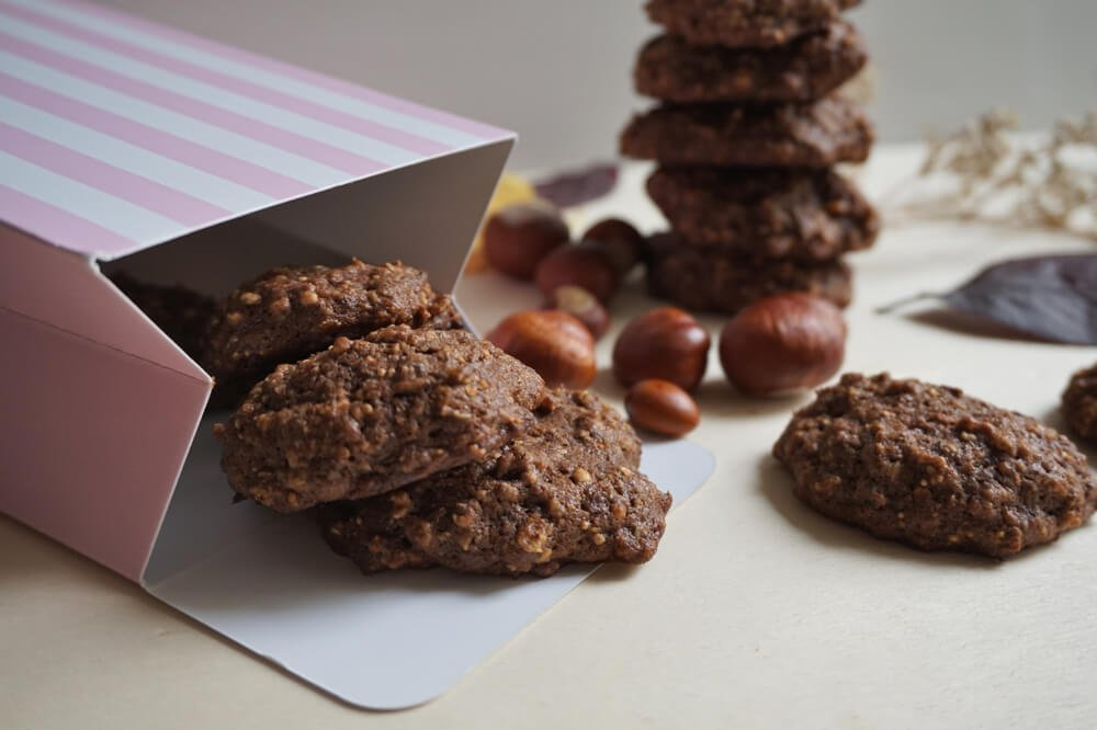 kuerbis getreide cookies die kleine botin 5