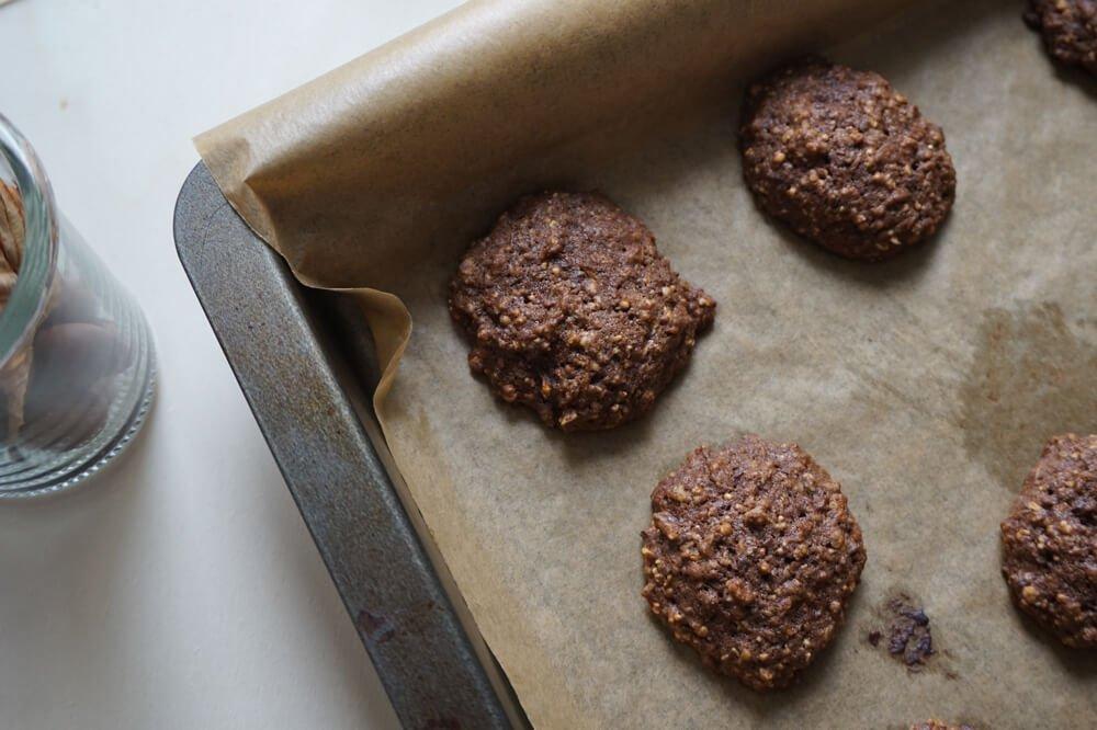 kuerbis getreide cookies die kleine botin 9