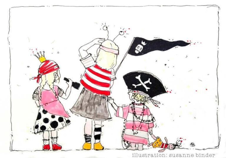 piraten freitagsgeschichten die kleine botin 1 1