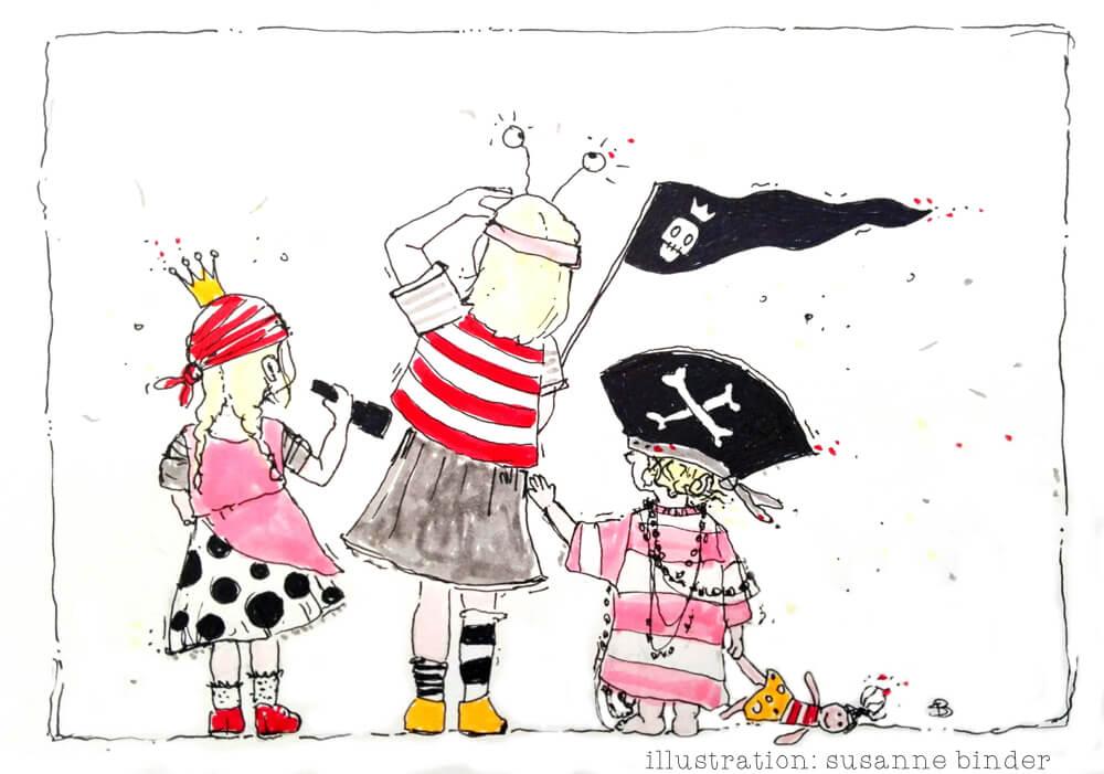 piraten freitagsgeschichten die kleine botin 1