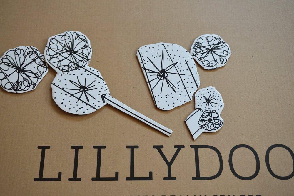 schattentheater lillydoo diy die kleine botin 7 1
