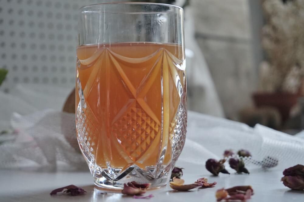 granatapfel rosen sirup die kleine botin 1 1