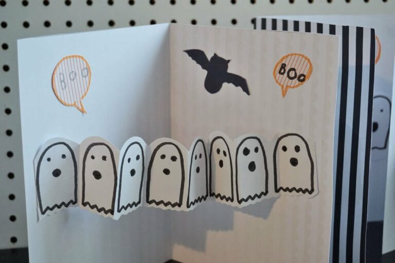 3D Halloween Karten & Torte für die Halloween-Party mit Kindern   DIY. Rezept
