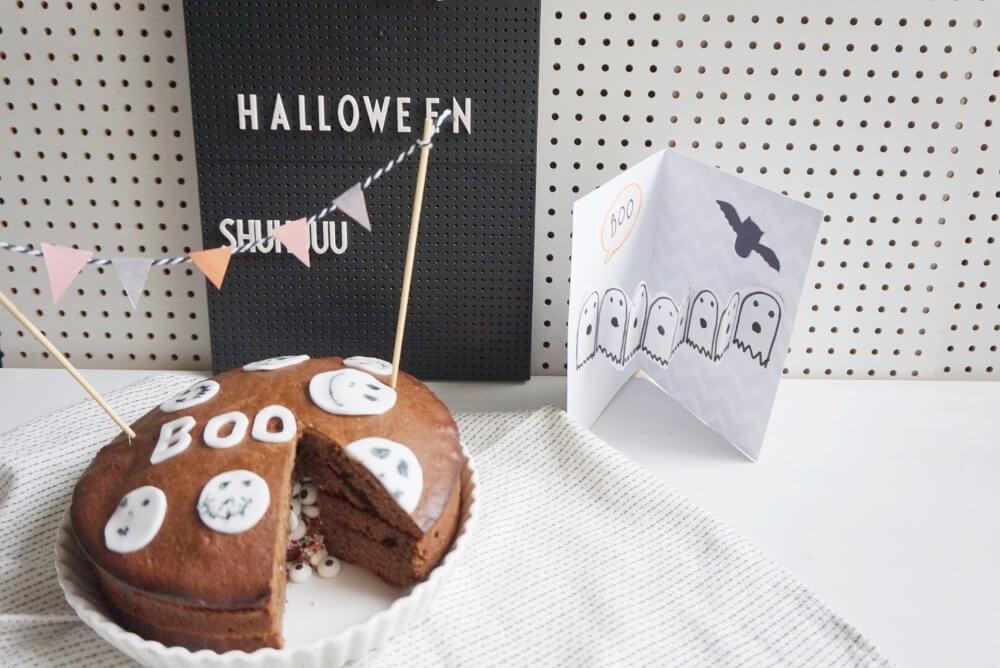halloween torte die kleine botin 1