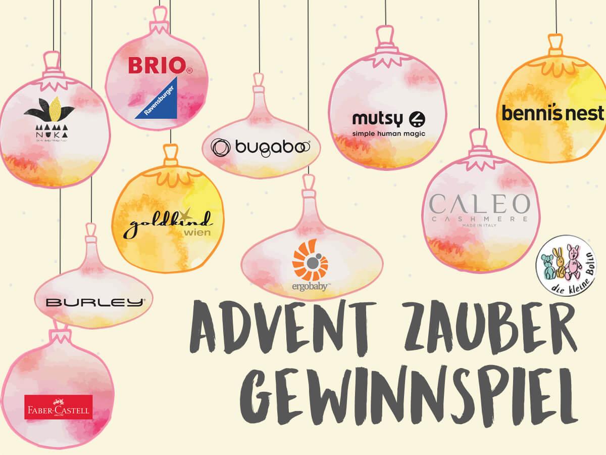 advent zauber – labels