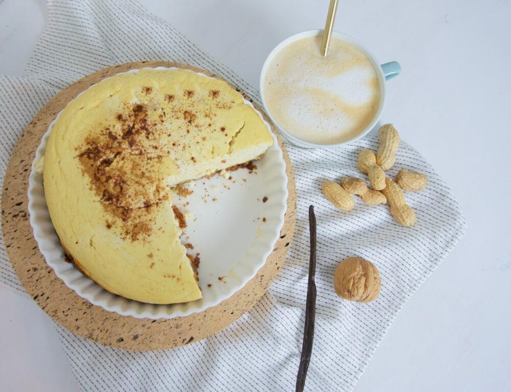 cheesecake lebkuchen die kleine botin 7 1 1