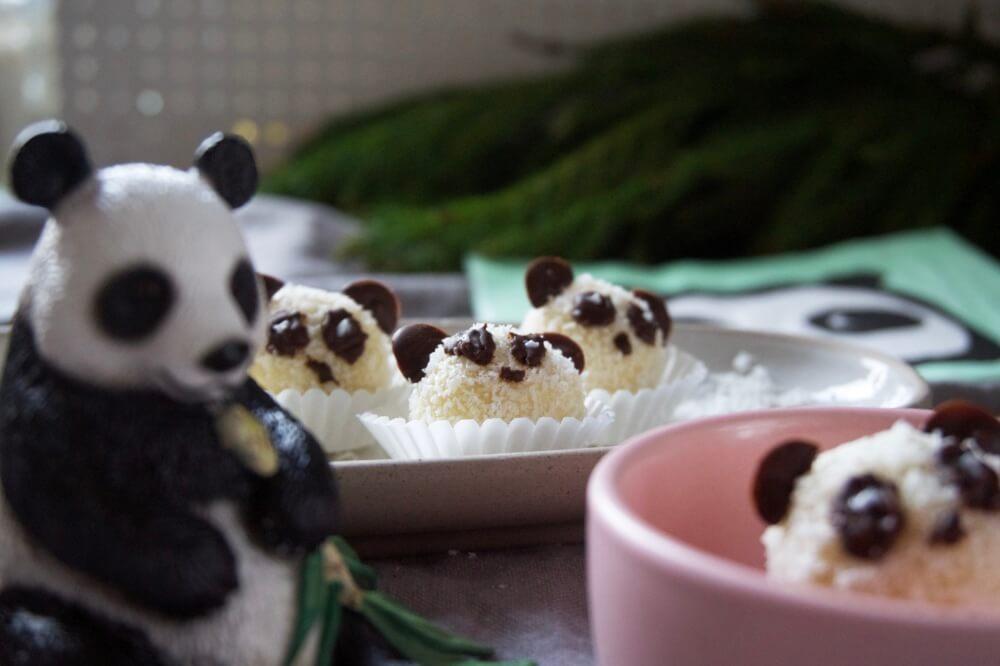kokoskugeln panda cookies die kleine botin 3