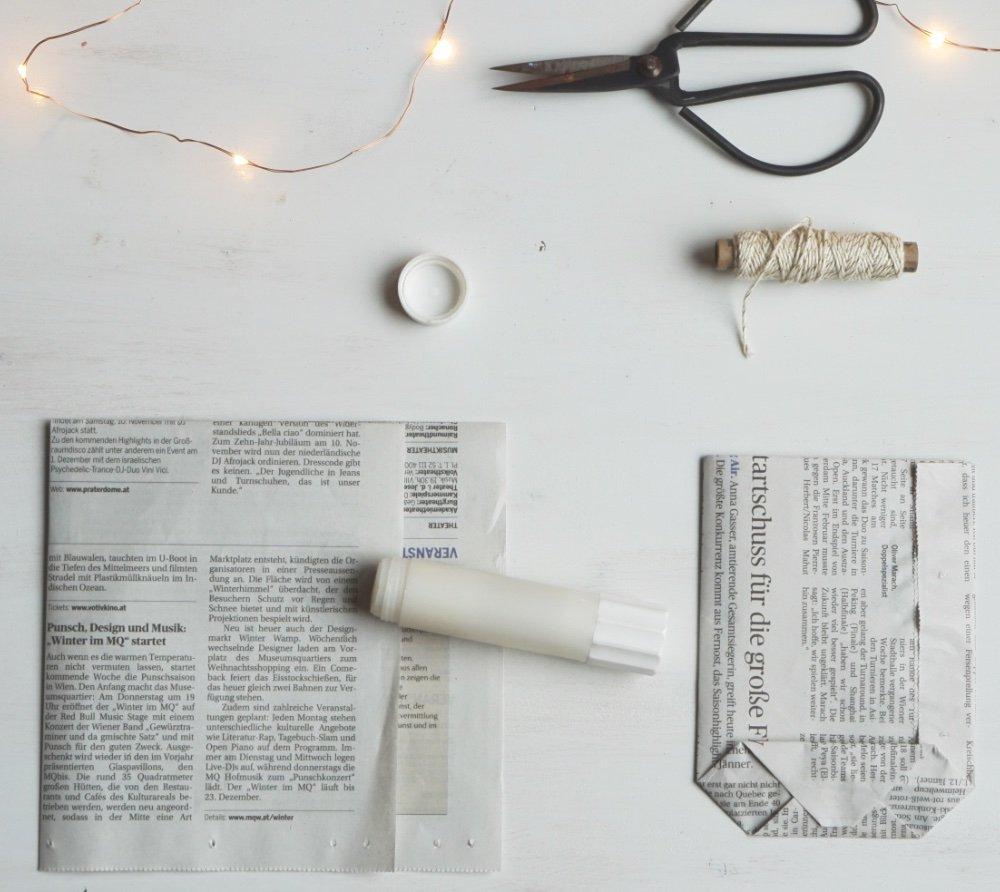 nachhaltig geschenke verpacken papiertuete anleitung 1 1