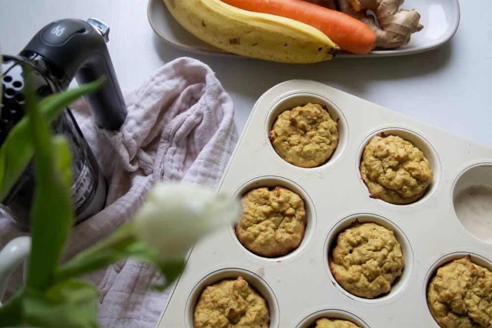 fruehstuecksmuffins ohne zucker kenwood die kleine botin 1 1