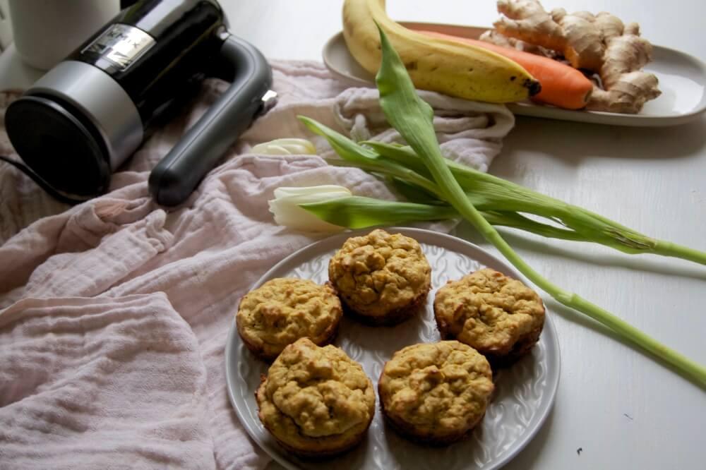 fruehstuecksmuffins ohne zucker kenwood die kleine botin 6 1