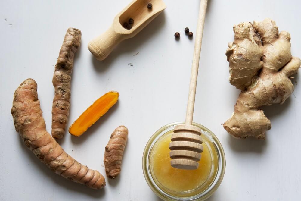 kurkuma ingwer honig sirup die kleine botin 12