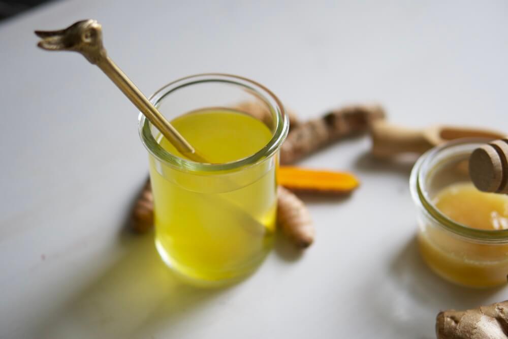 kurkuma ingwer honig sirup die kleine botin 9