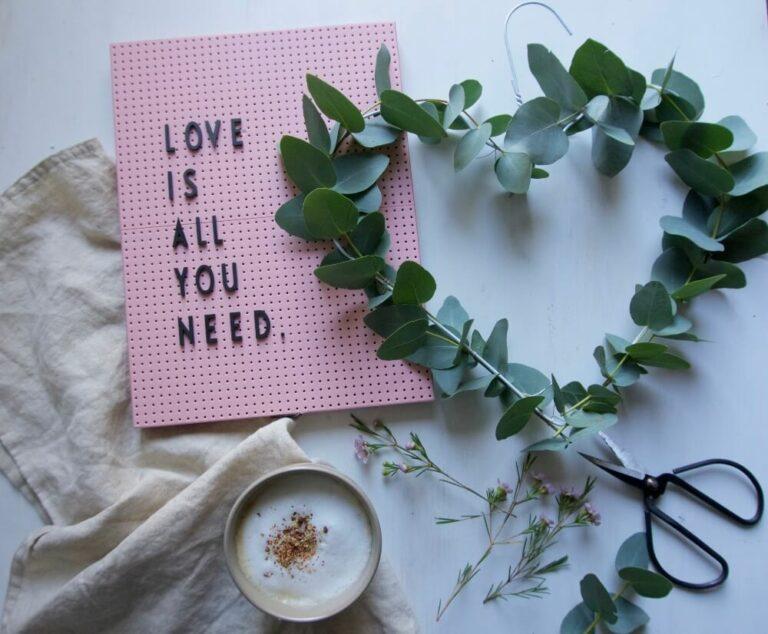 Zauberhafte Frühlings-Deko einfach selbermachen & Ideen zum Valentinstag