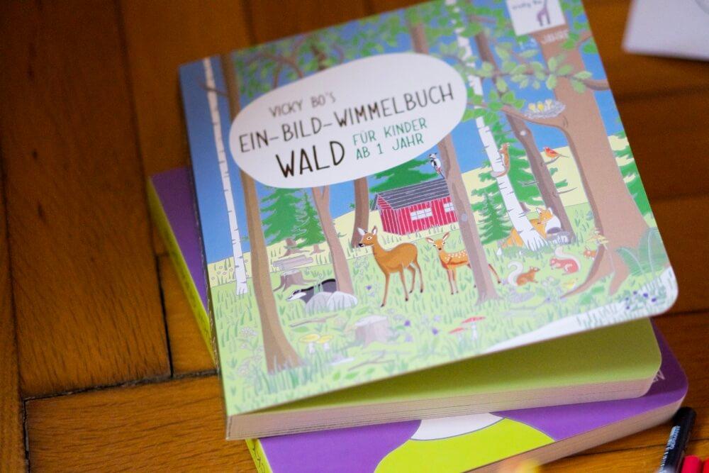 vicky bo kinderbuch die kleine botin 6