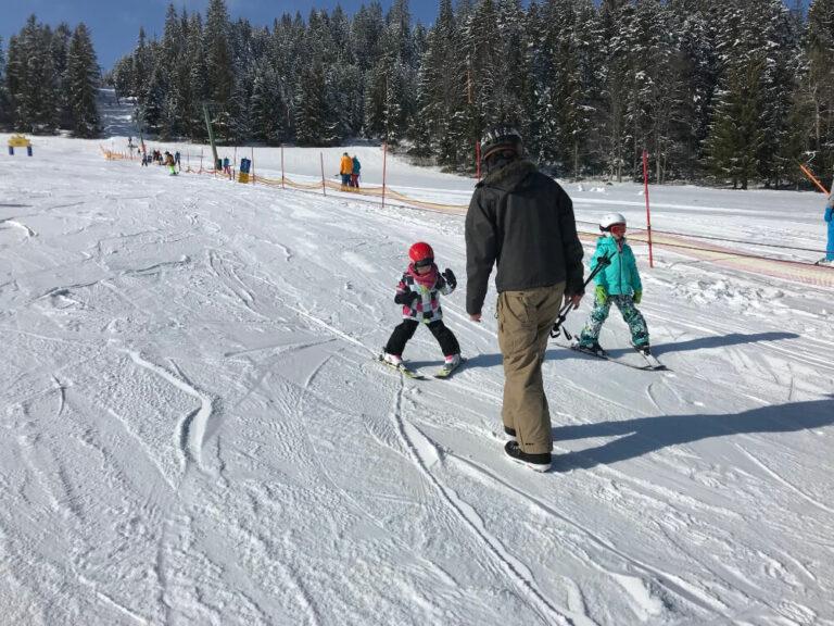 6 Tipps zum Schifahren lernen: So macht es  Kindern Spaß