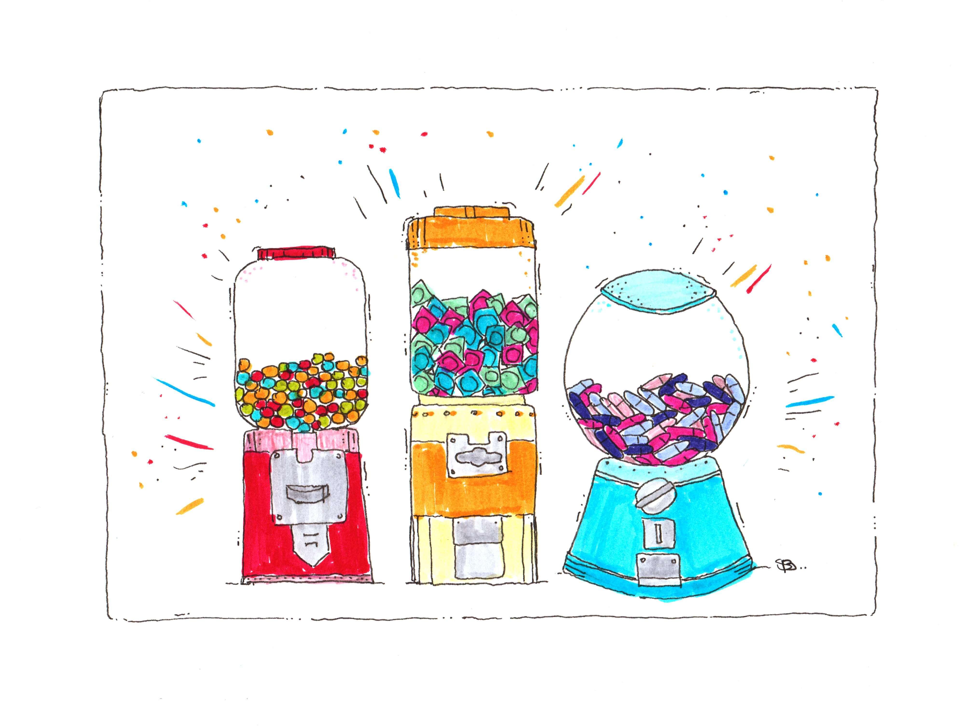 Kondom Automaten freitagsgeschichten