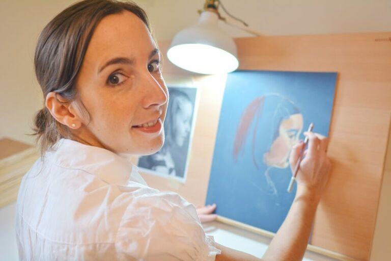 Interview mit Priska von Mein Portrait