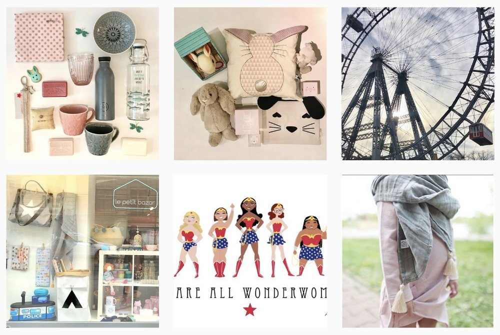 le petit bazar instagram shop small