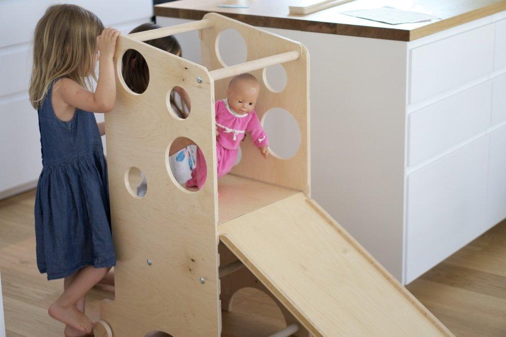 leea toys learningtower die kleine botin 5 1