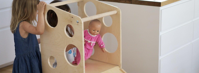 leea toys learningtower die kleine botin header