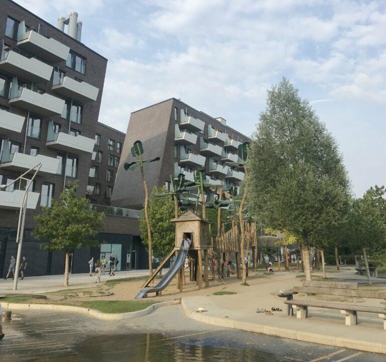 Piratenspielplatz | Hamburg Hafencity