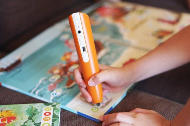Schulalltag und Spielideen für die Freizeit | Tiptoi create im Test