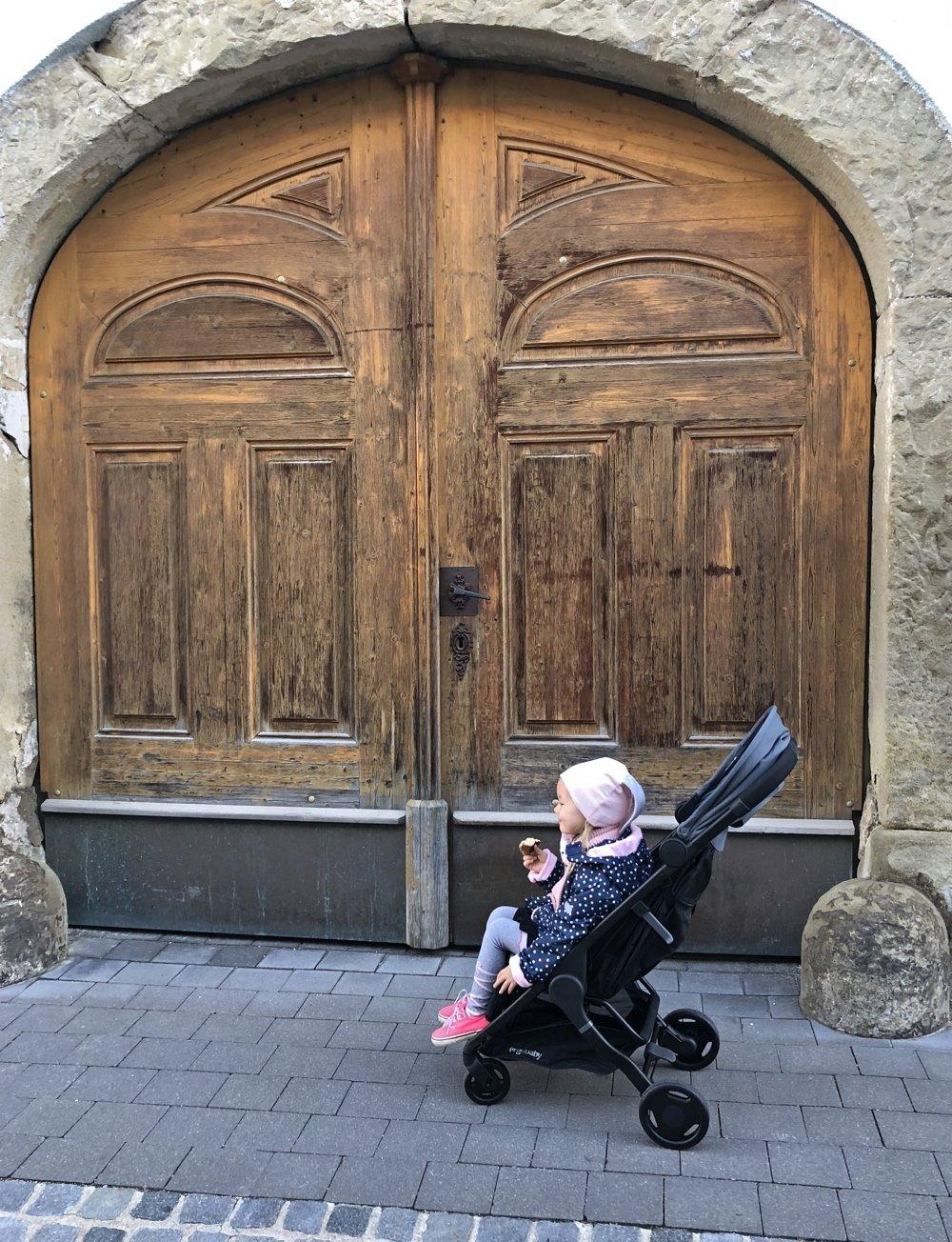 kinderwagentest | ergobaby metro buggy