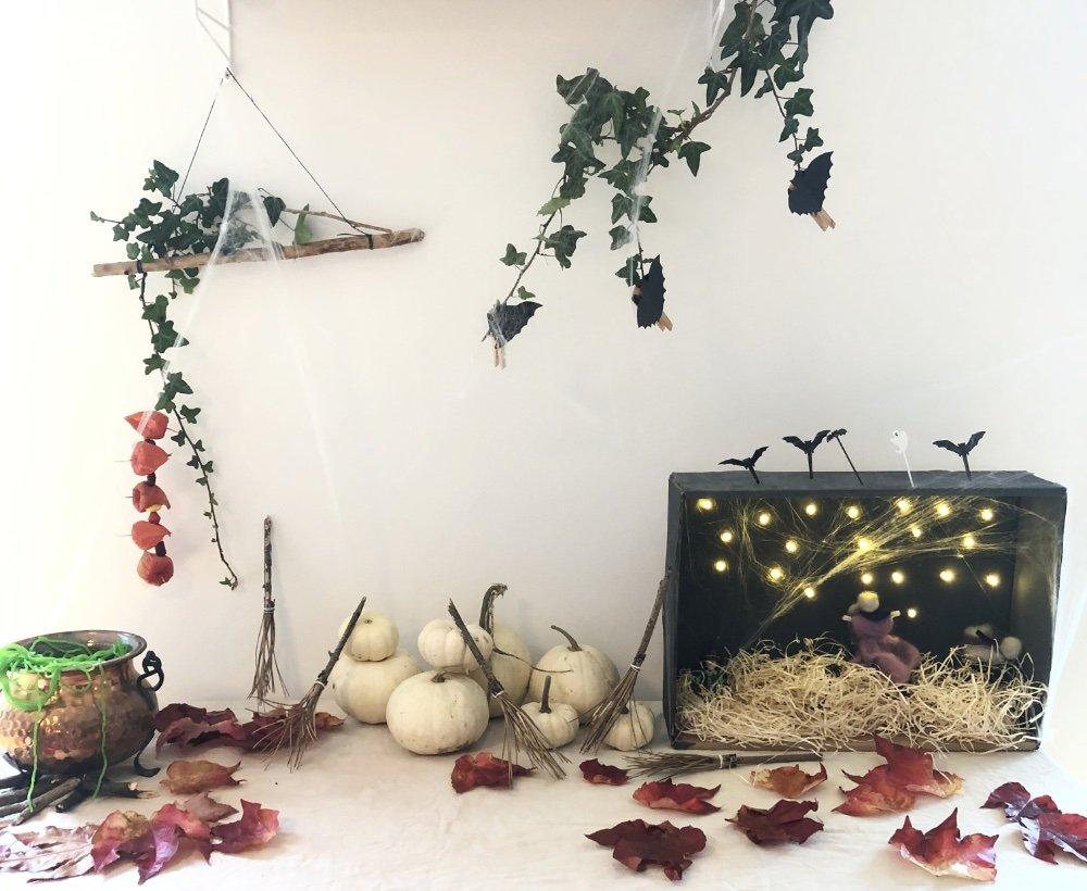 halloween muellfrei deko 7