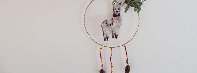 cuchikalender filz lama die kleine botin header