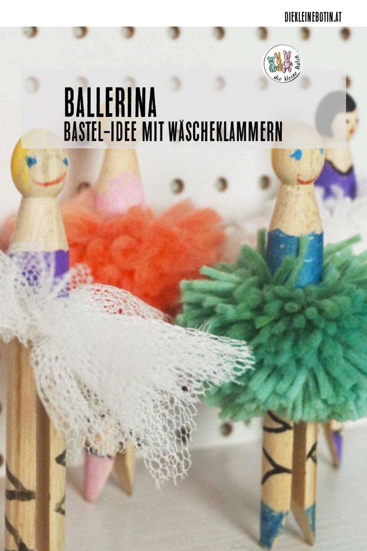 ballerina waescheklammer pinterest 2 1