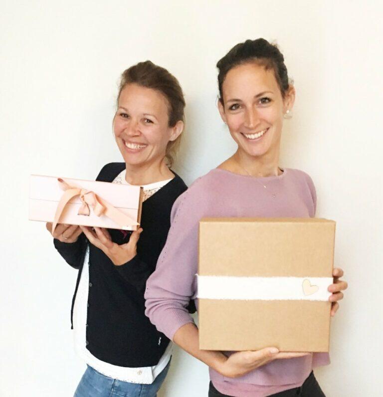 Interview mit Andrea und Bigi von Oh Lovely Box. Geschenkbox