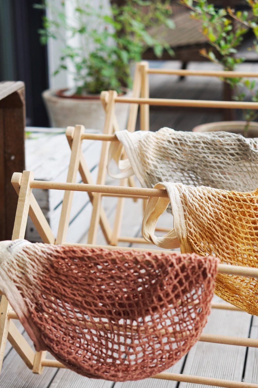 dip dye wienerlabel einkaufsnetz 8