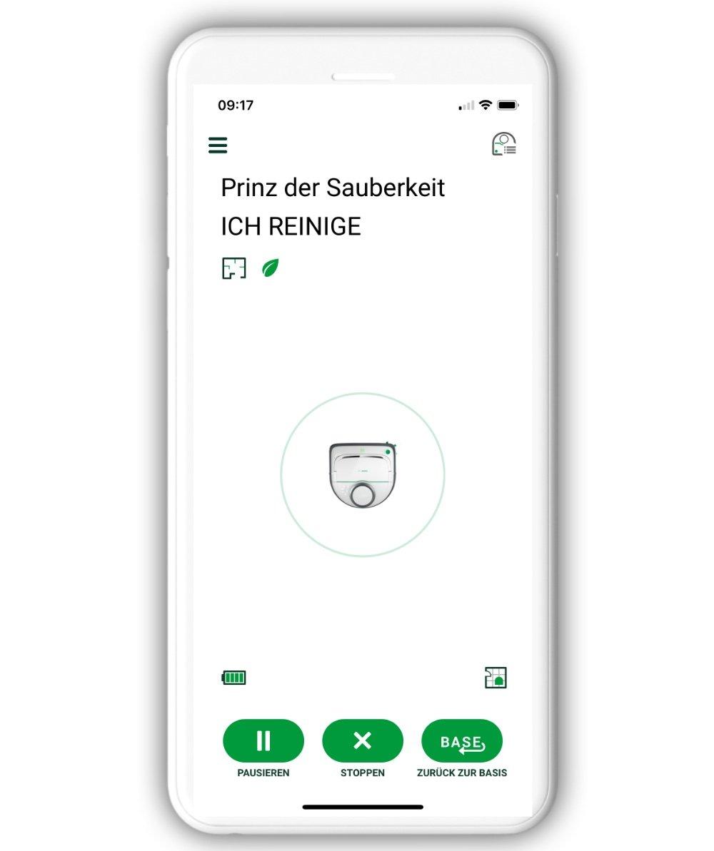 kobold saugroboter vr300 app
