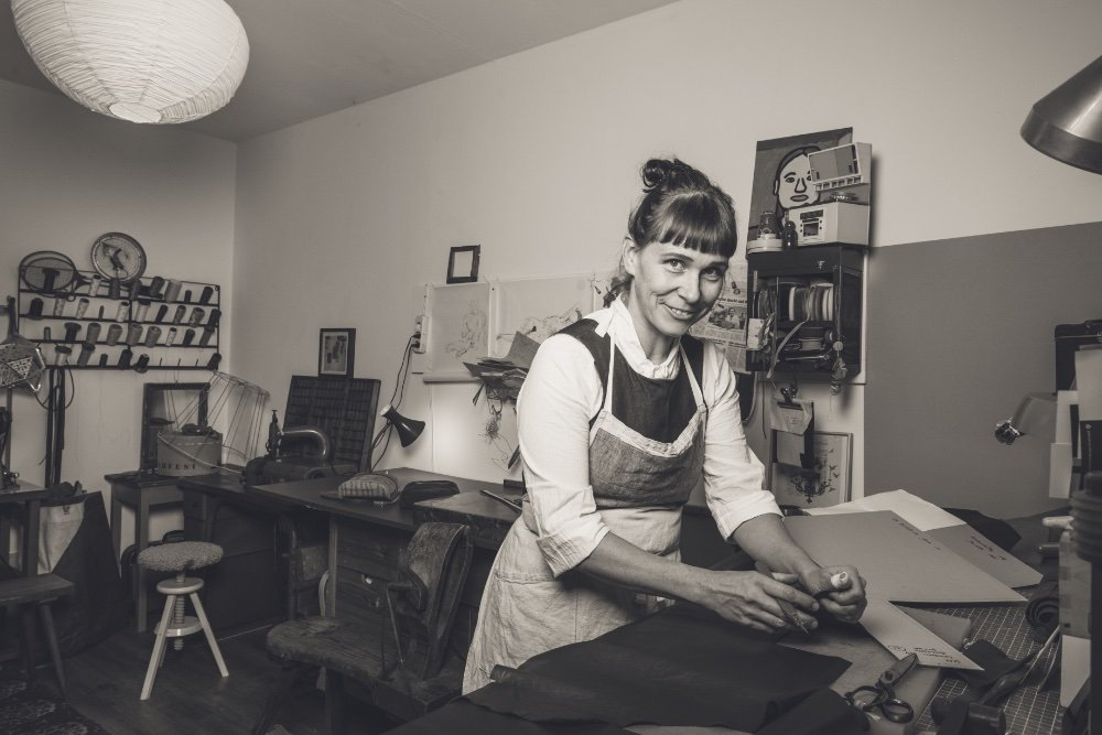 Interview mit Gerda von liebundstichfest die taschnerei