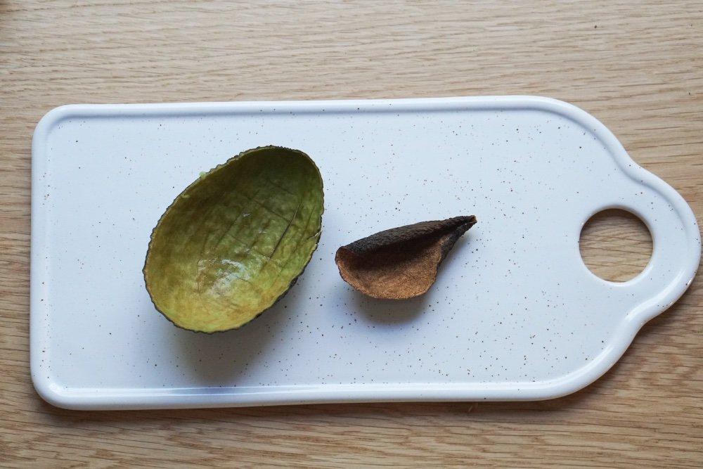 avocado schale 1