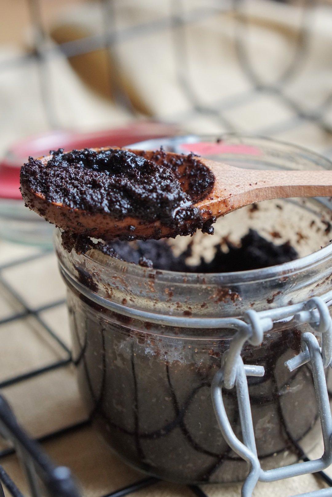 bio kaffee coffee scrub 8