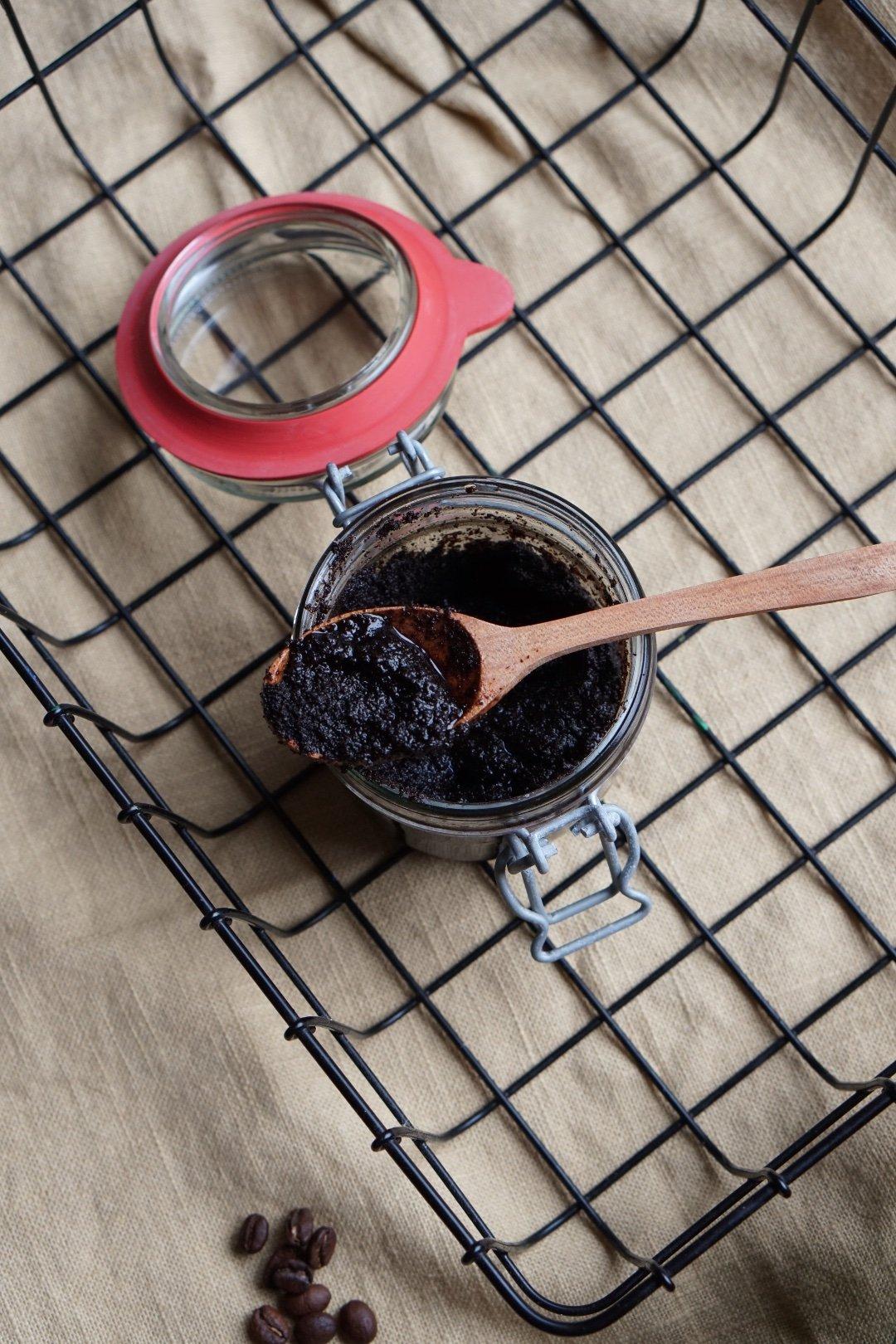 bio kaffee coffee scrub 9 1