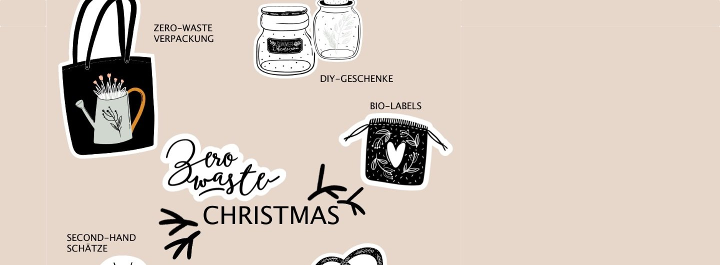 zero waste christmas header