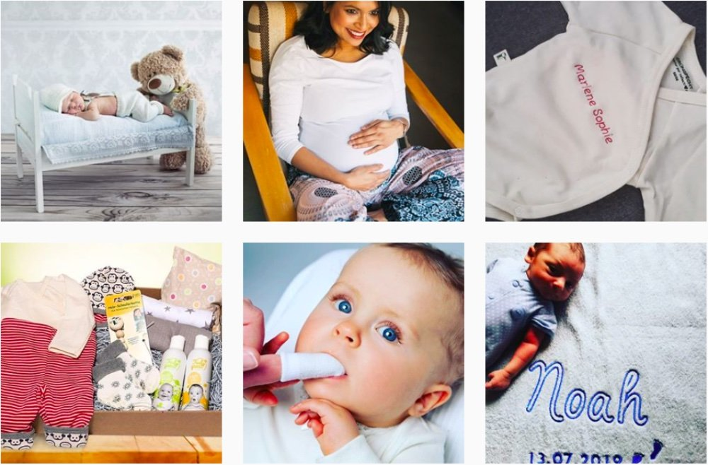 shop small eco baby shop instagram