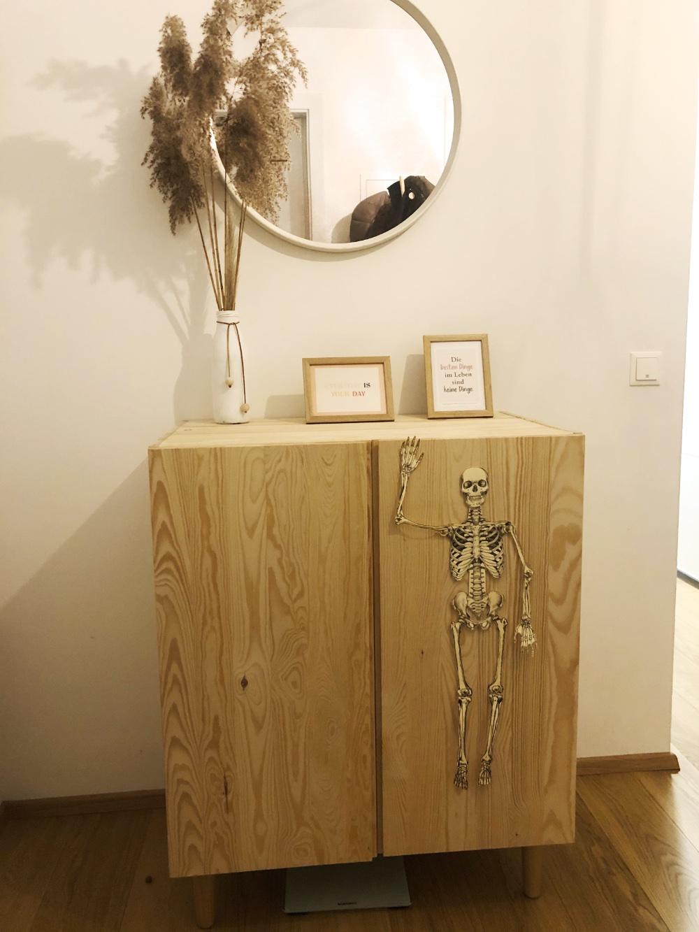 skelett diy 5 1