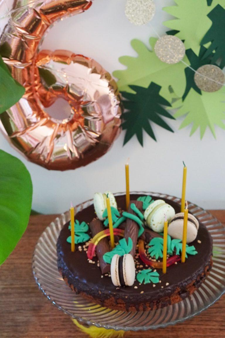 """Mottoparty """"Dschungel"""": Wir feiern den 6. Geburtstag!"""