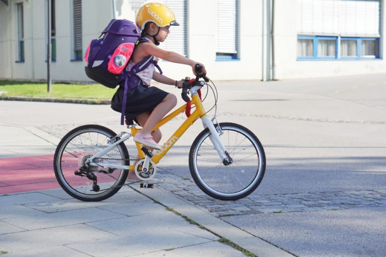 Tipps für sicheren Schulweg mit dem Rad.