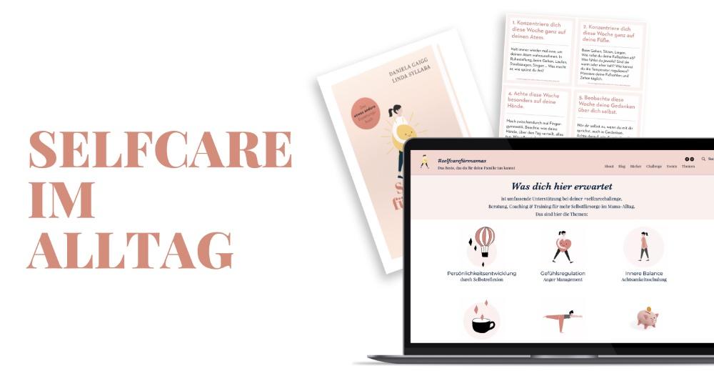 selfcare fuer mamas guide