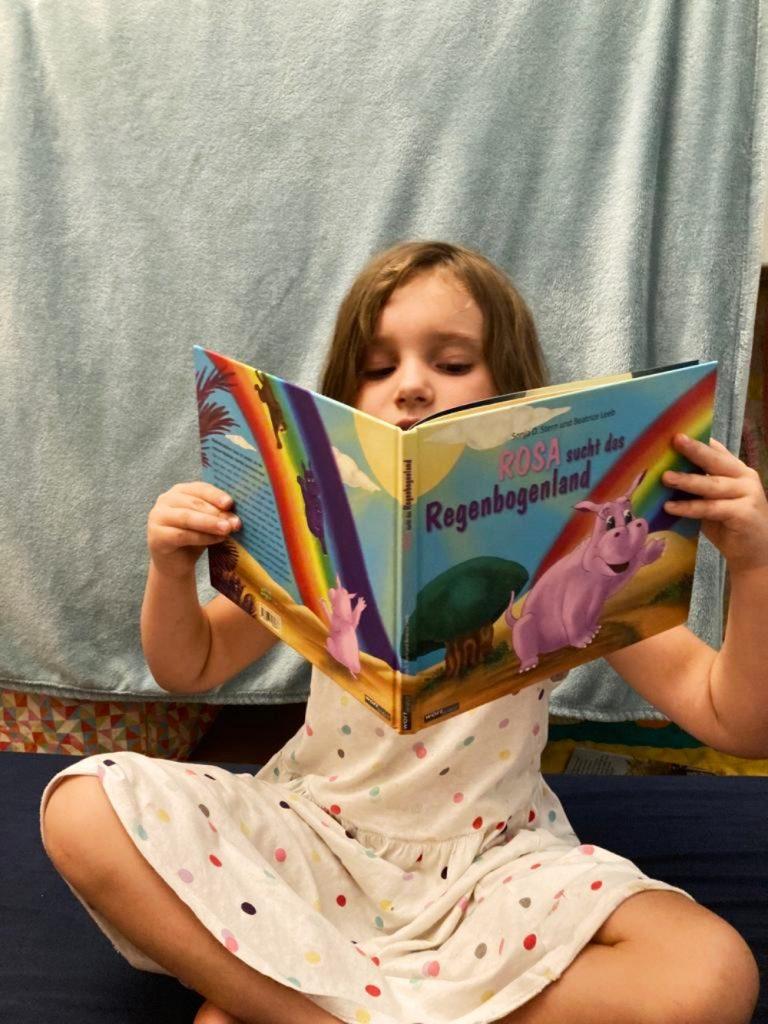 Kinderbuch Tipp | ROSA sucht das Regenbogenland